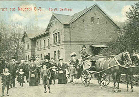 Gasthaus Donnrsmark, Neudeck
